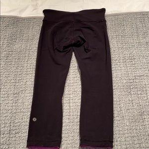 lululemon athletica Pants & Jumpsuits - Lululemon Double-Sided Leggings